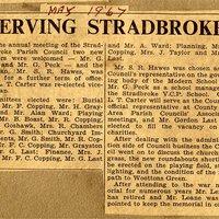 PC serving Stradbroke 1967.jpg